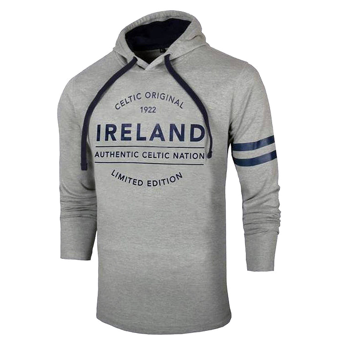 grey lightweight unisex premium hoodie by malham usa