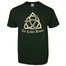 front of trinity knot tee shirt by celtic ranch