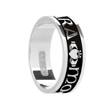 Men's Mo Anam Cara Soulmate Wedding Band Ring