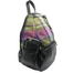 side pocket of colleen backpack color 574-1 by mucros weavers
