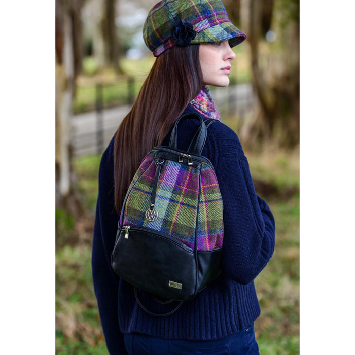 model of colleen backpack color 574-1 by mucros weavers