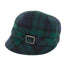 Ladies One Size Flapper Wool Hat