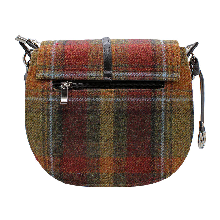 wool and leather grace bag by style 321 by mucros weavers