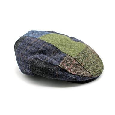 Irish Trinity Patch Tweed Cap