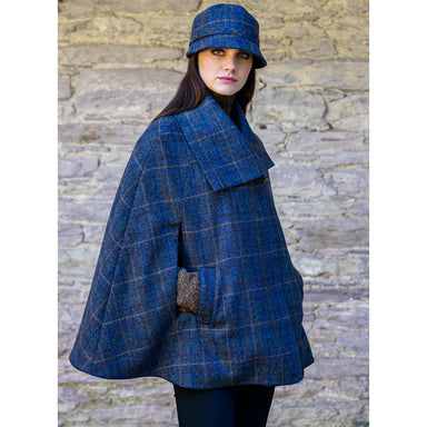 model of kenmare cape color 781 by mucros weavers
