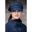 model of color 781 ladies newsboy cap by mucros weavers