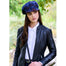 model of color 801-3 ladies newsboy cap by mucros weavers