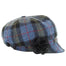 color 772-2 ladies newsboy cap by mucros weavers