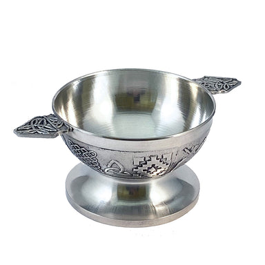 quiach celtic bowl by mullingar pewter