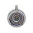 stainless steel round flask by mullingar pewter