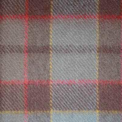 outlander inspired authentic premium lambswool tartan fraser pocket square
