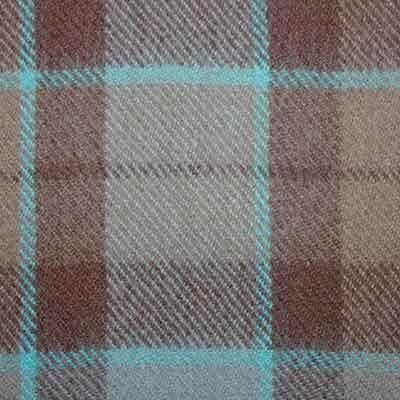 outlander inspired authentic premium lambswool mackenzie tartan pocket square