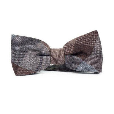 authentic premium tartan wool bow tie inspired by outlander tv series