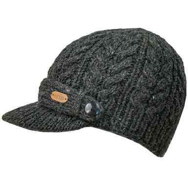 irish wool beanie