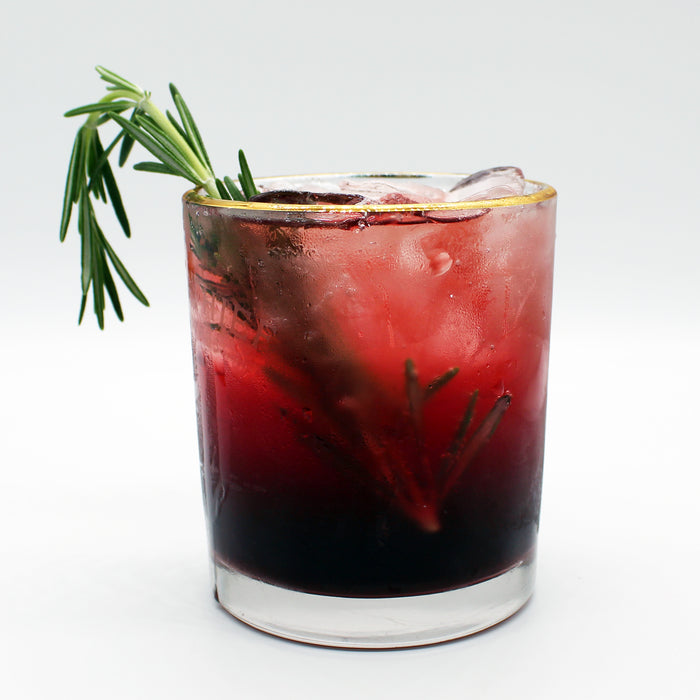 Pomegrante Rosemary Kiss