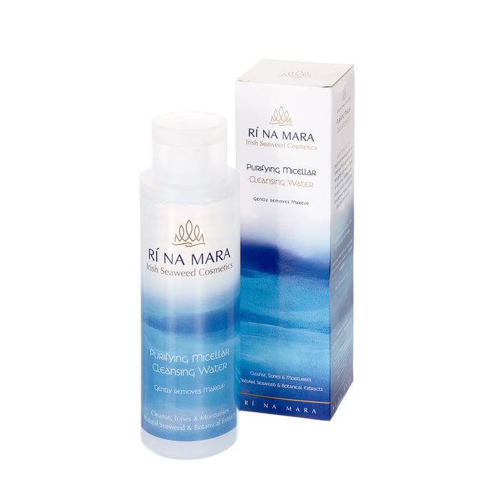 organic cleansing water by ri na mara