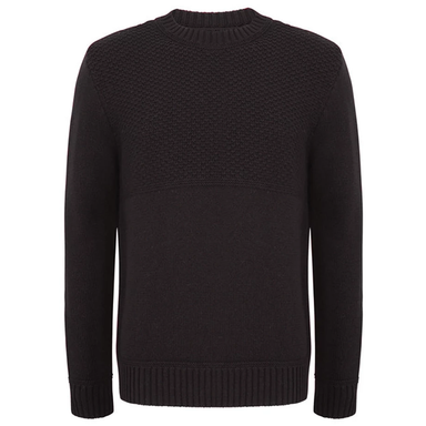 front of McConnell crew neck lightweight sweater pullover