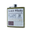 scotch whisky hip flask by glen appin