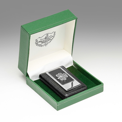 Mullingar Leather Money Clip