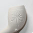 Knockcroghery Clay Pipe Shamrock Design