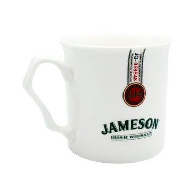 jameson irish whiskey red label mug