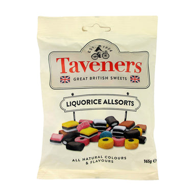 Taverns Licorice Allsorts