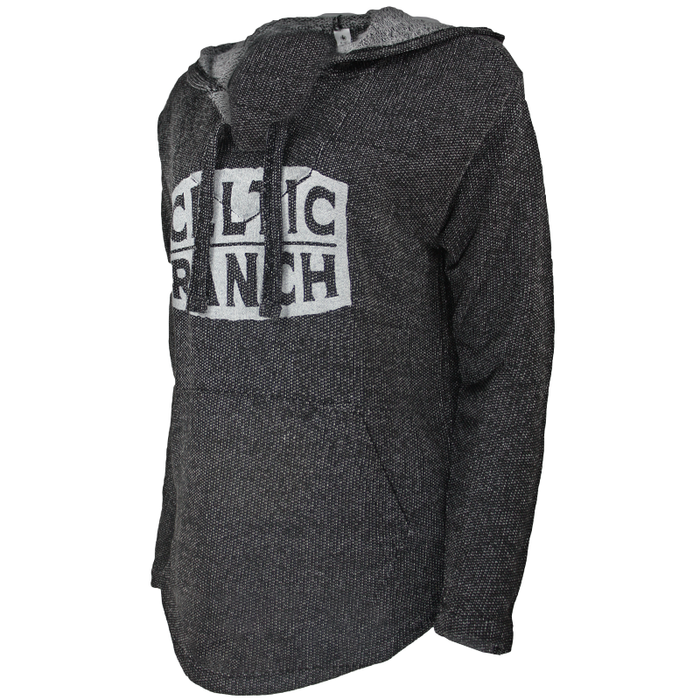 Lightweight Baja French Pullover Hoodie