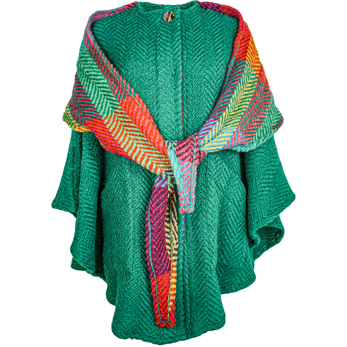 front of pine tina cape by branigan weavers