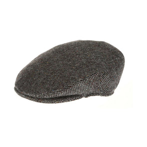 5c6431ace4bf0 ... Irish Stories Woven to Wear · clear · Hanna Vintage Flat Tweed Cap