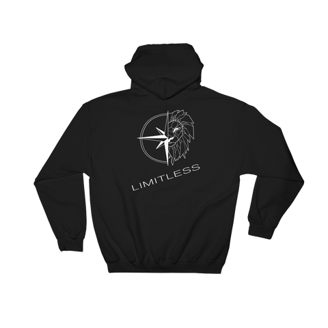Limitless Hoodie Staple Design White