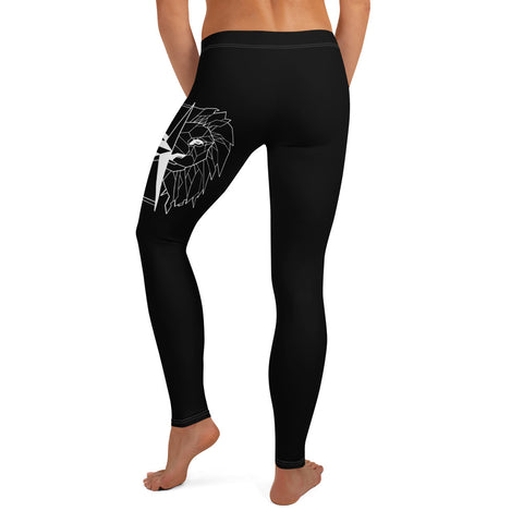 Limitless Live Life Leggings Black