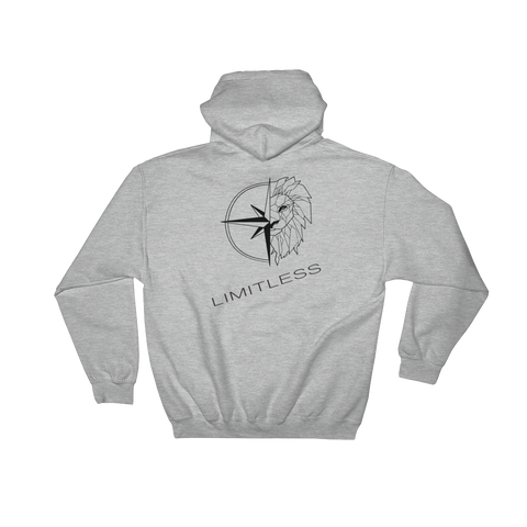 Limitless Hoodie Staple Design Black