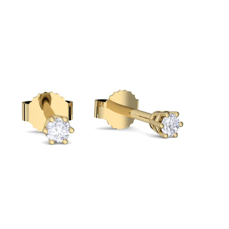 Little Beauty - Gelbgold 750 - Zirkonia