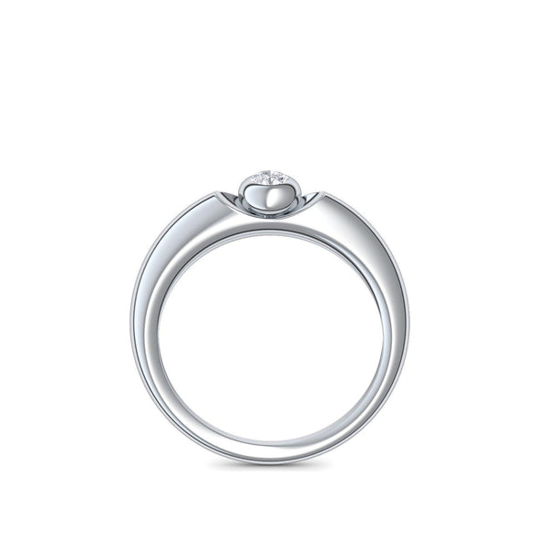 Ring Silber Brillant