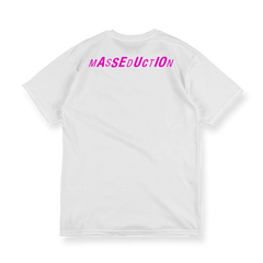 MASSEDUCTION White Tee