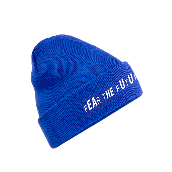 FEAR THE FUTURE BEANIE