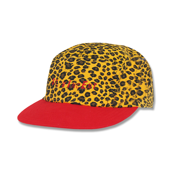LEOPARD DAD HAT