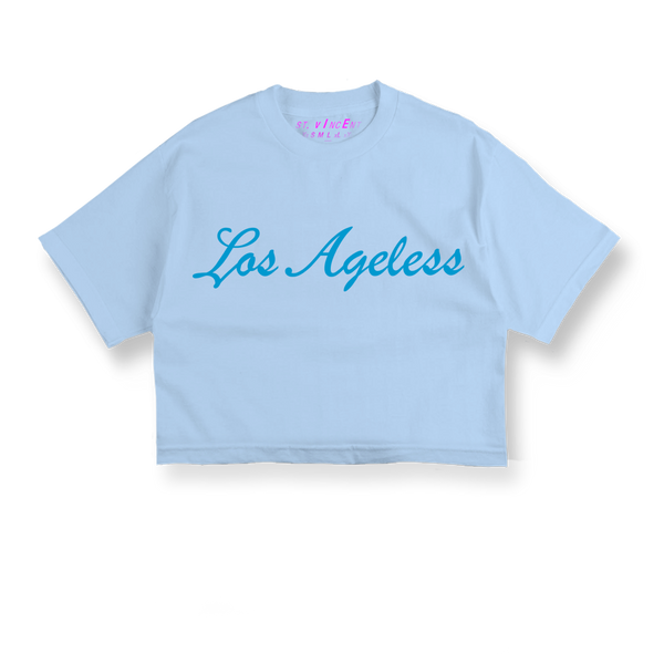 LOS AGELESS CROP TOP