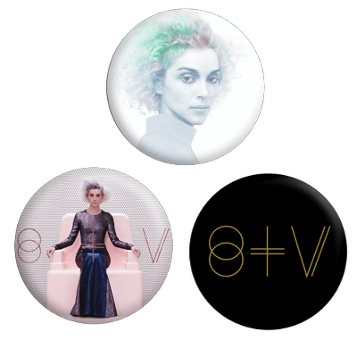 ST. VINCENT BUTTON PACK