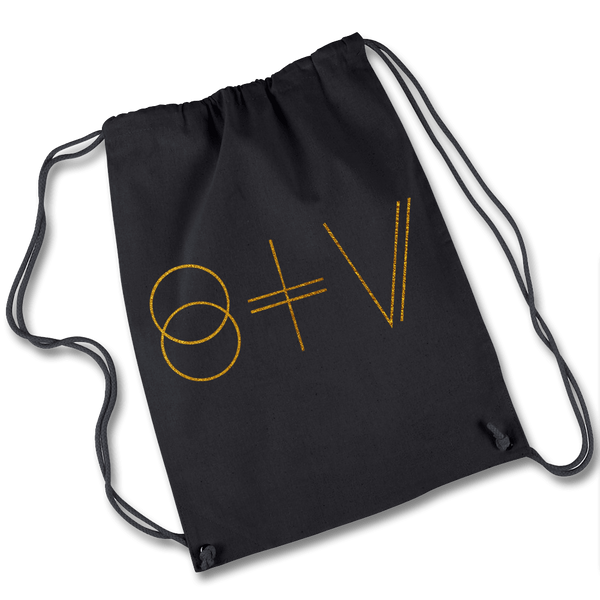 STV LOGO DRAWSTRING BACKPACK