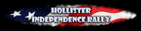 Hollister Independence Day Rally