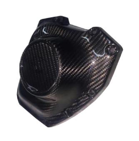 Carbon Fiber Cam Cover for Harley Davidson Motorcycles