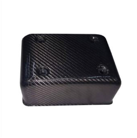 carbon fiber fuse box cover for harley davidson motorcycles