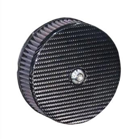 Carbon Fiber Racing Filter for Harley Davidson Motorcycles