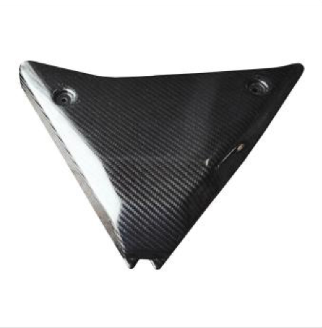 Carbon Fiber Side Covers (X2) for Harley Davidson Motorcycles