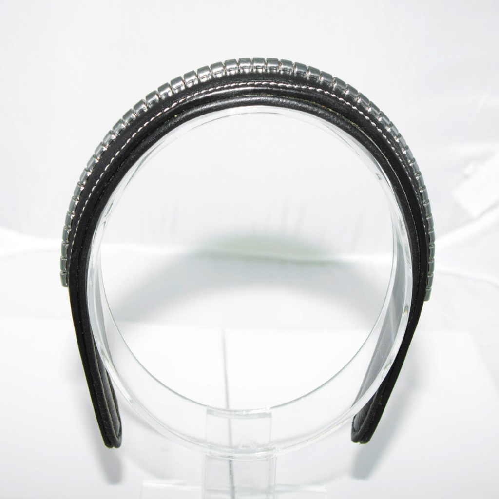 Lexington Leather Headband - The Polished Rider