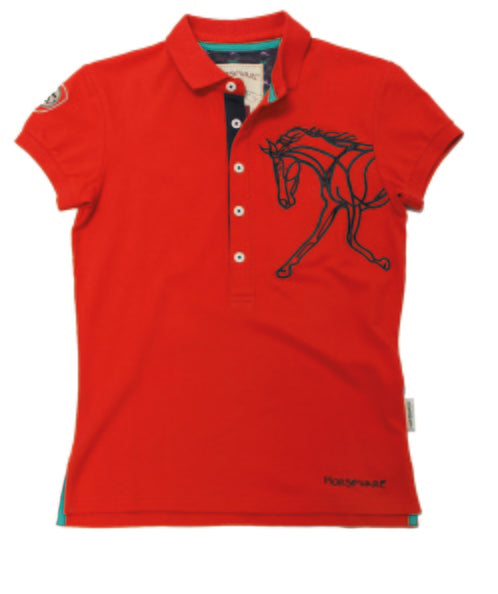 Flamboro Polo - The Polished Rider