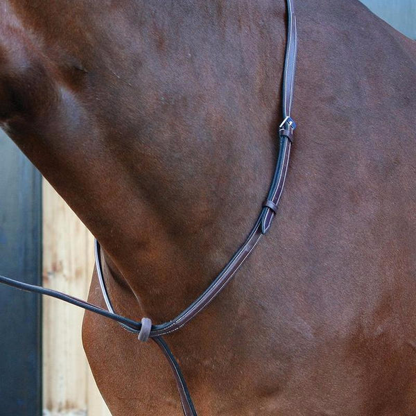 Heritage Raised Fancy Stitch Martingale - The Polished Rider
