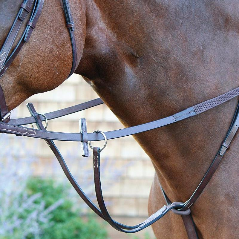 Heritage Flat Running Martingale - The Polished Rider