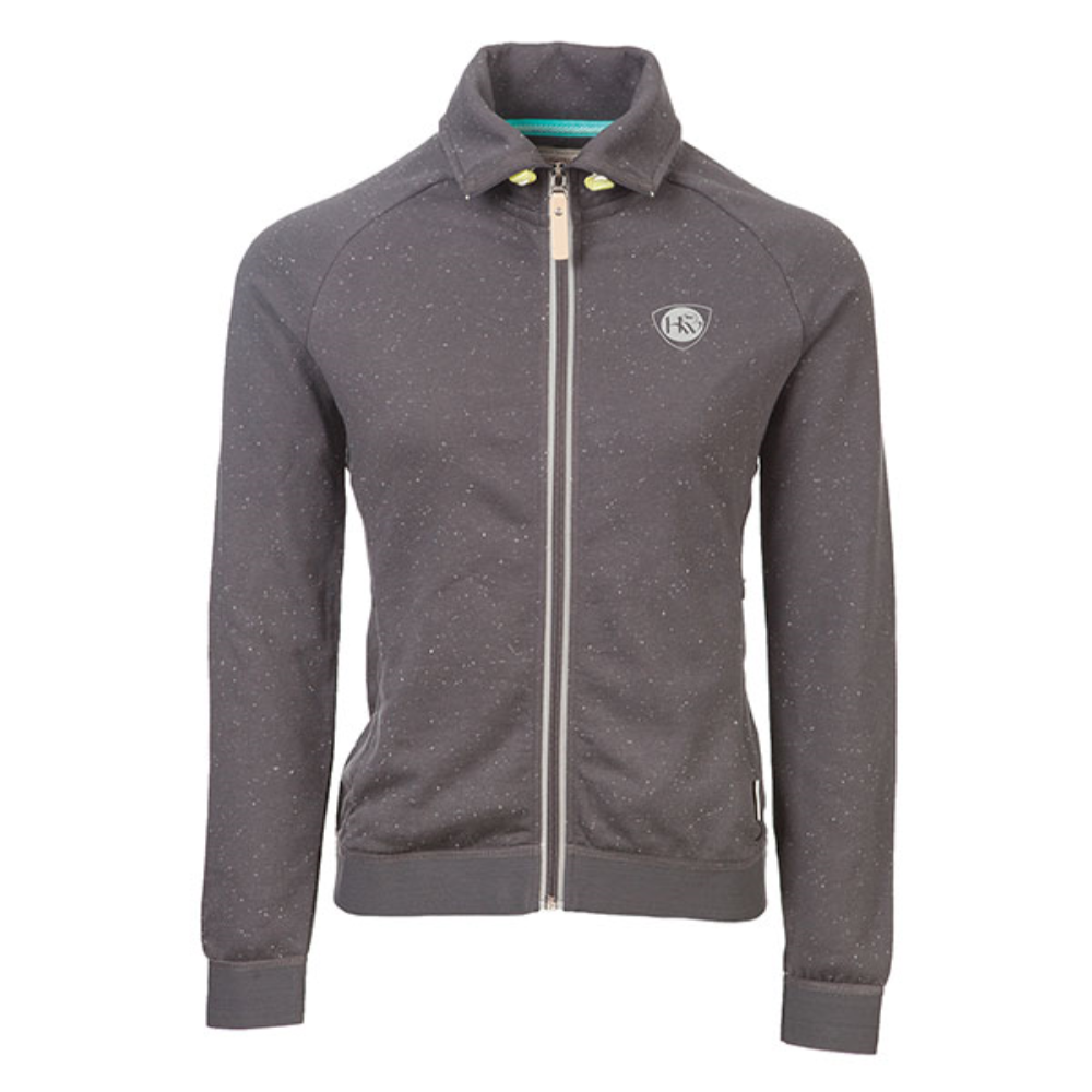 Ida High Neck Zip Top - The Polished Rider